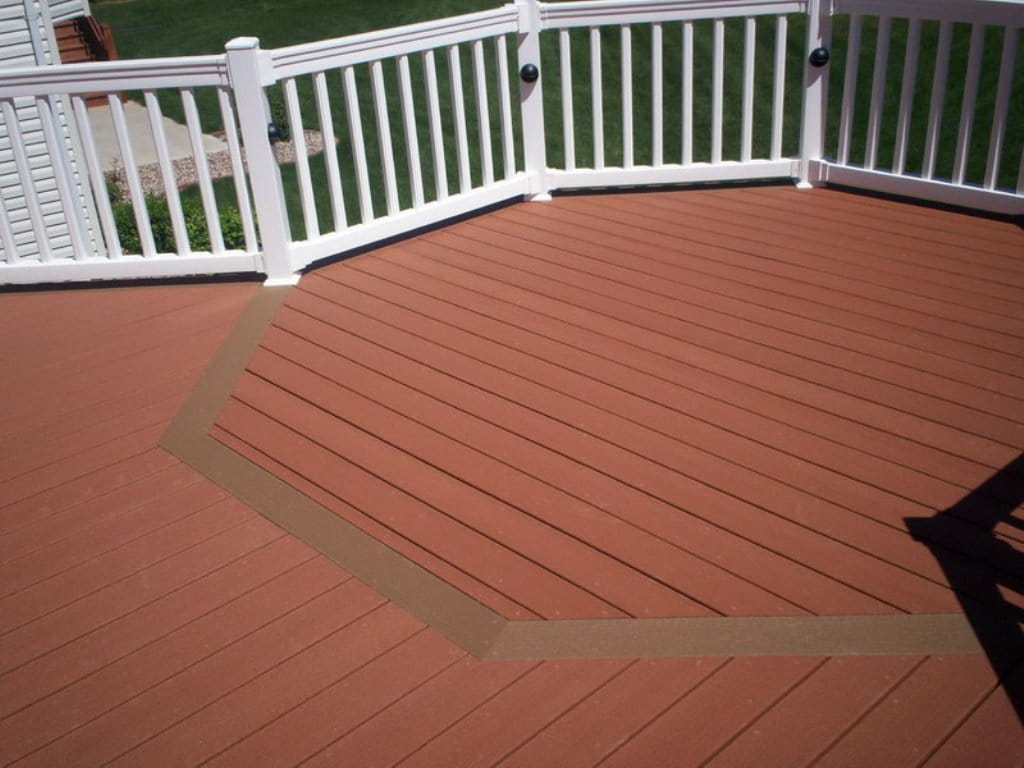 composite porch flooring